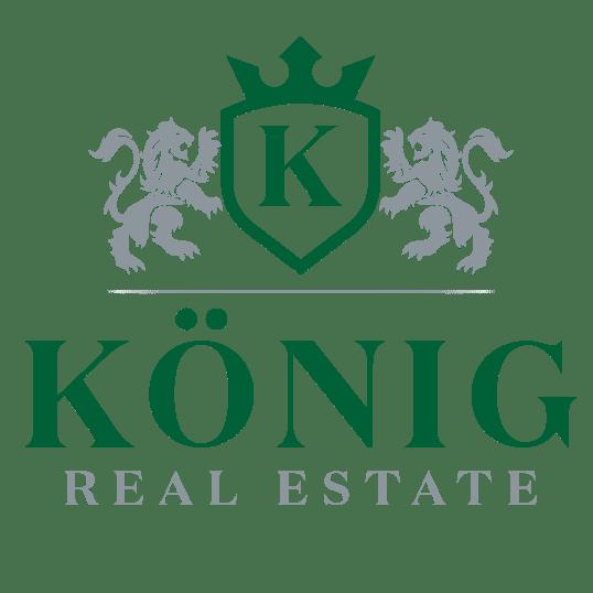 Koenig Real Estate Logo Grau